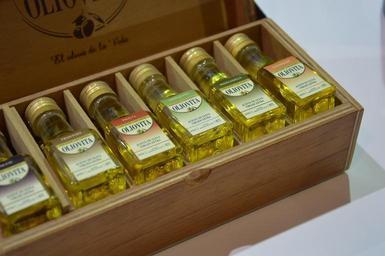 Olive Oil in box