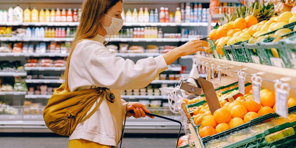 washing Groceries in coronavirus